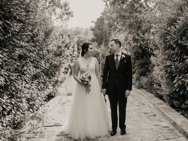 La boda de Mario y Idoia en Toledo, Toledo 53