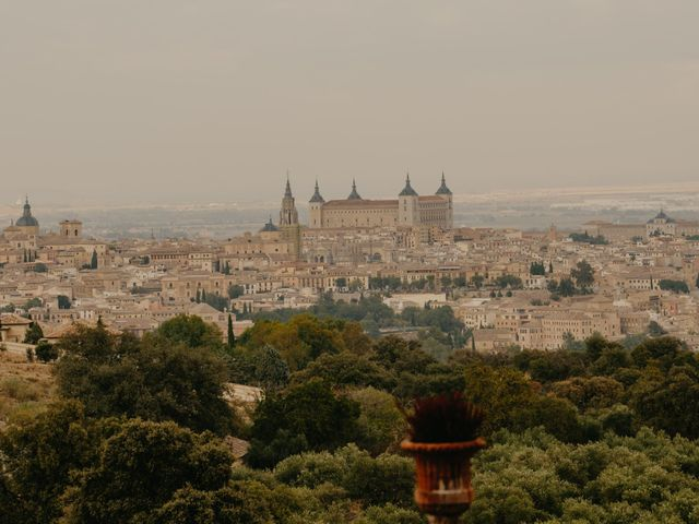La boda de Mario y Idoia en Toledo, Toledo 57