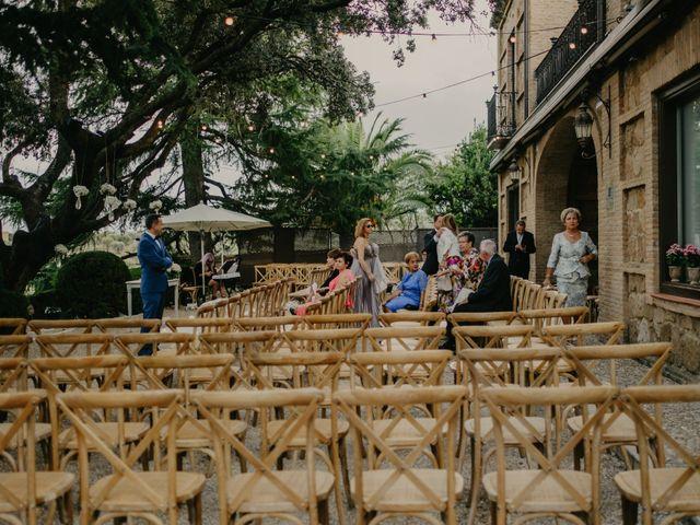 La boda de Mario y Idoia en Toledo, Toledo 60