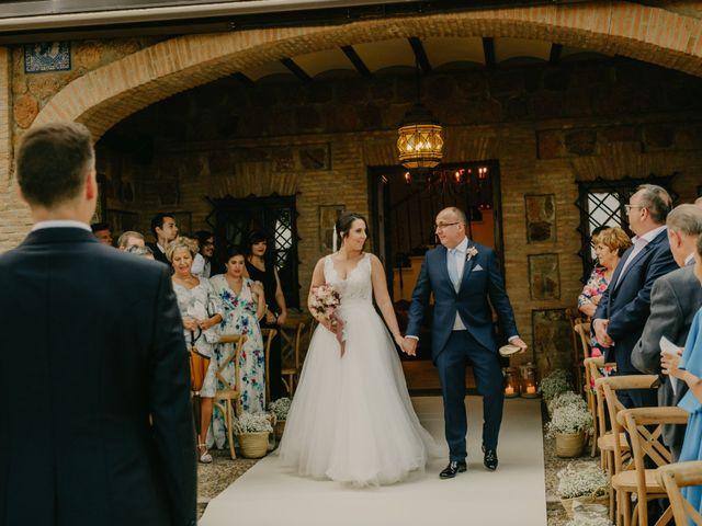 La boda de Mario y Idoia en Toledo, Toledo 63