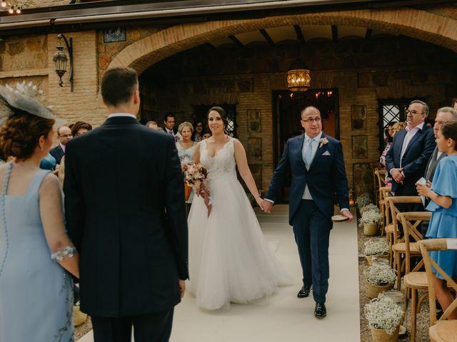 La boda de Mario y Idoia en Toledo, Toledo 64