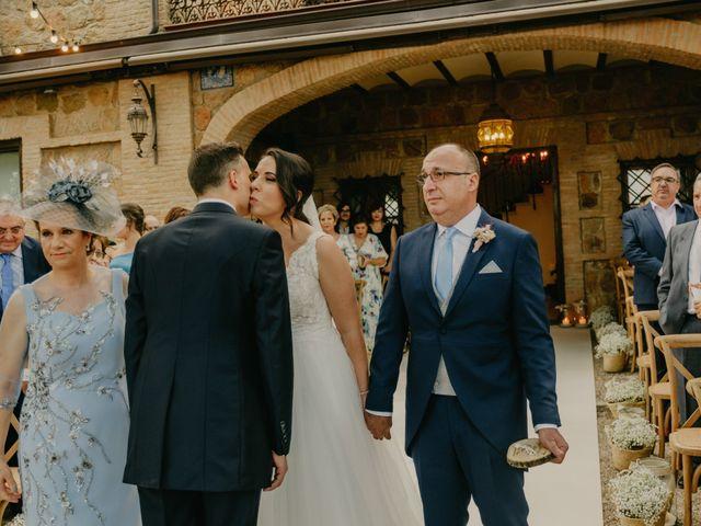 La boda de Mario y Idoia en Toledo, Toledo 65