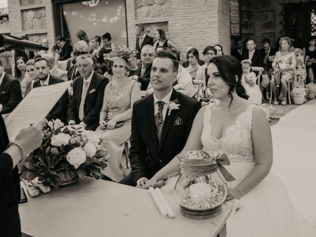 La boda de Mario y Idoia en Toledo, Toledo 66