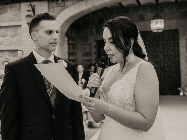 La boda de Mario y Idoia en Toledo, Toledo 73