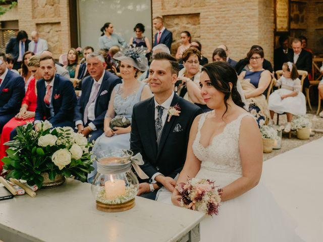 La boda de Mario y Idoia en Toledo, Toledo 75