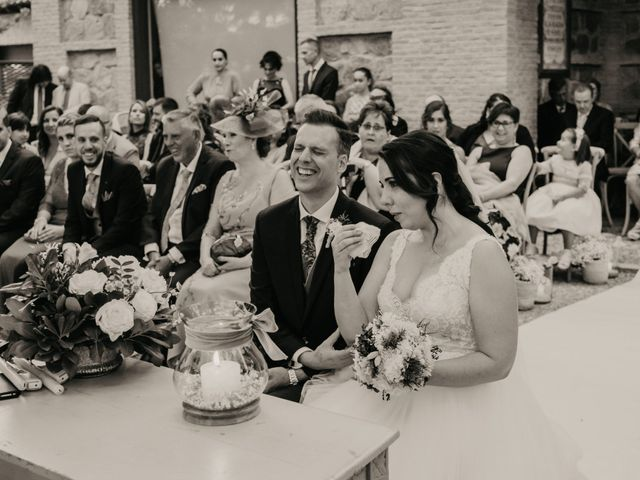 La boda de Mario y Idoia en Toledo, Toledo 76