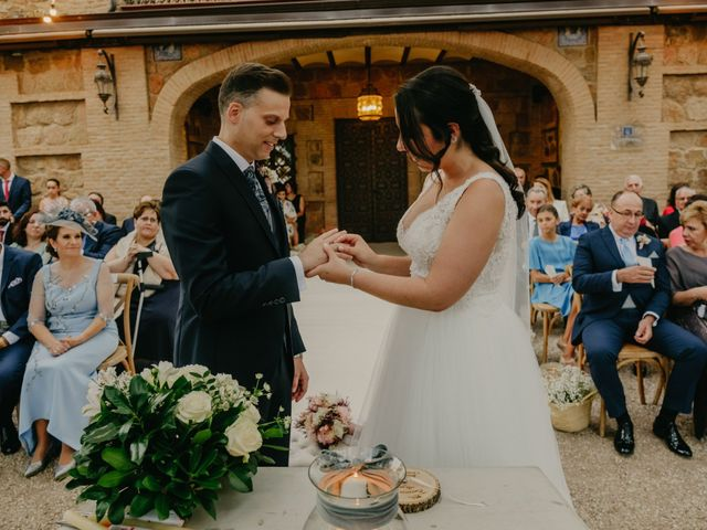 La boda de Mario y Idoia en Toledo, Toledo 78