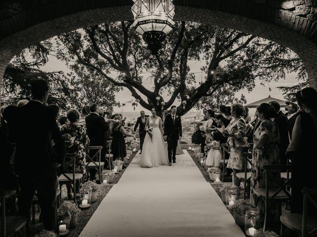 La boda de Mario y Idoia en Toledo, Toledo 81