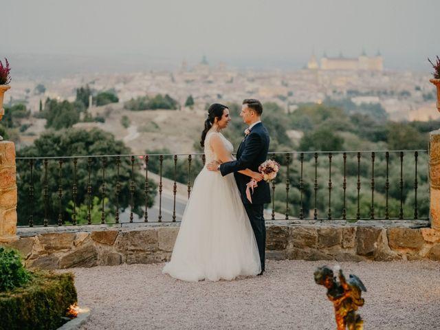 La boda de Mario y Idoia en Toledo, Toledo 86