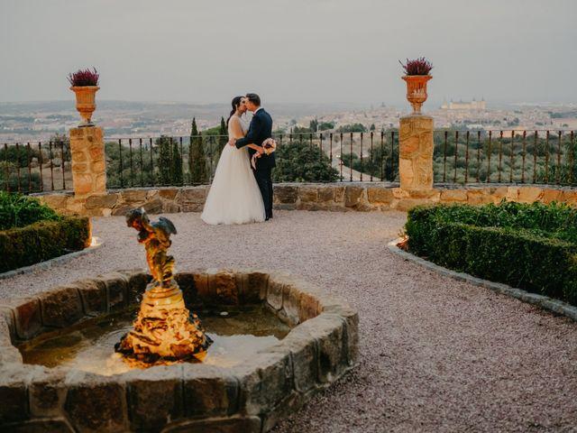 La boda de Mario y Idoia en Toledo, Toledo 87