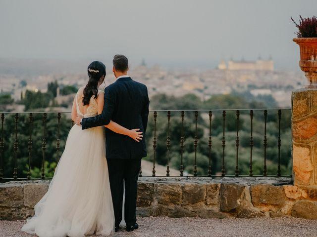 La boda de Mario y Idoia en Toledo, Toledo 88