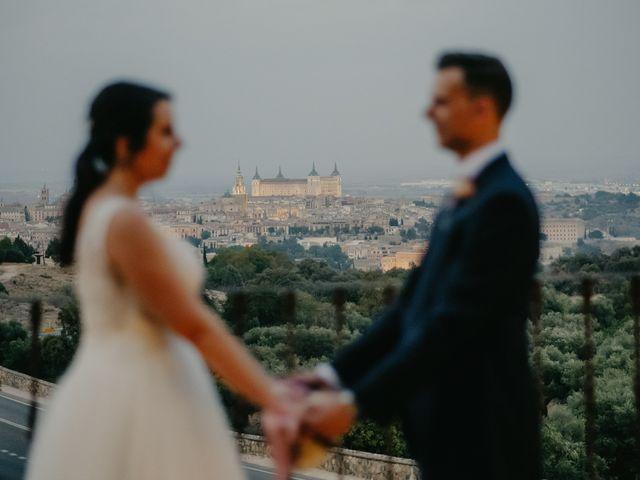 La boda de Mario y Idoia en Toledo, Toledo 89