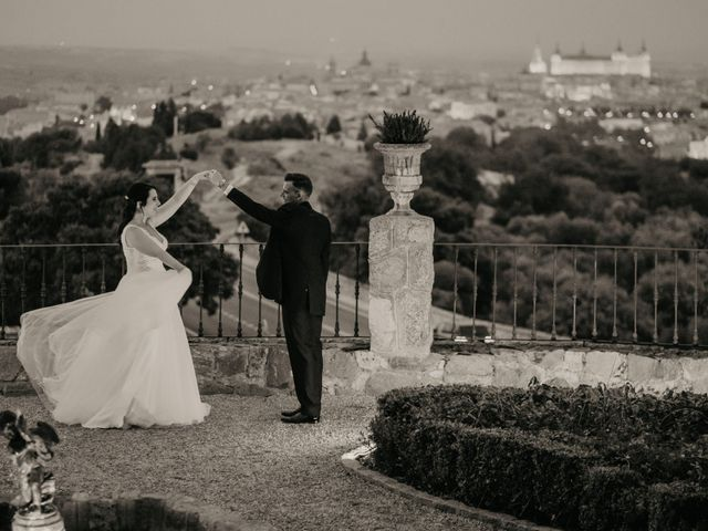 La boda de Mario y Idoia en Toledo, Toledo 90