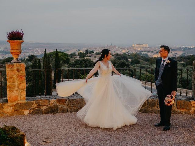 La boda de Idoia y Mario