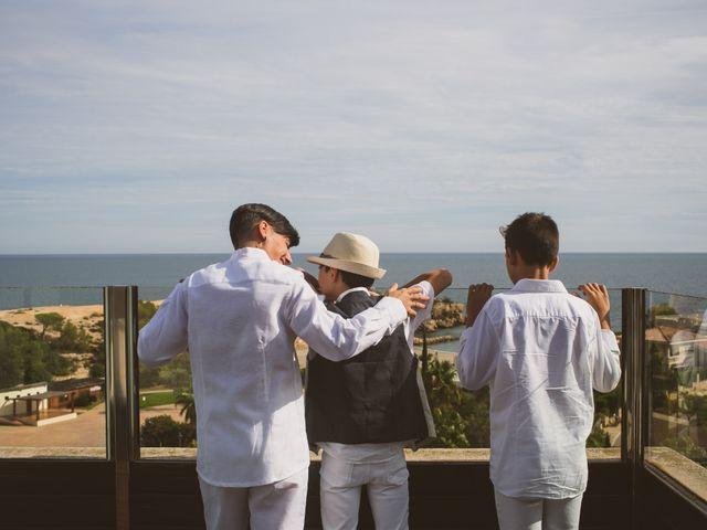 La boda de Yoly y Vane en L' Ametlla De Mar, Tarragona 4