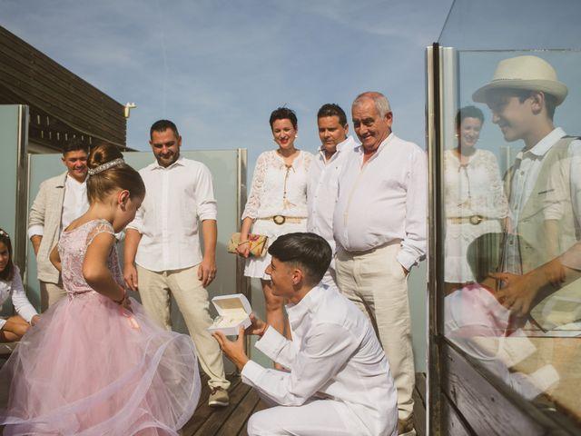 La boda de Yoly y Vane en L' Ametlla De Mar, Tarragona 7