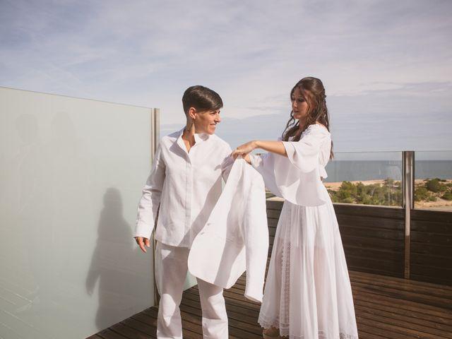 La boda de Yoly y Vane en L' Ametlla De Mar, Tarragona 9