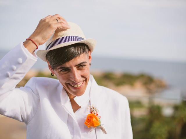 La boda de Yoly y Vane en L' Ametlla De Mar, Tarragona 13