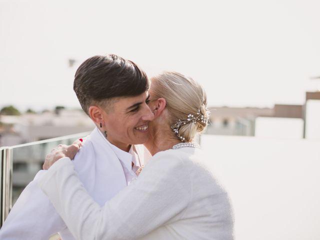 La boda de Yoly y Vane en L' Ametlla De Mar, Tarragona 17