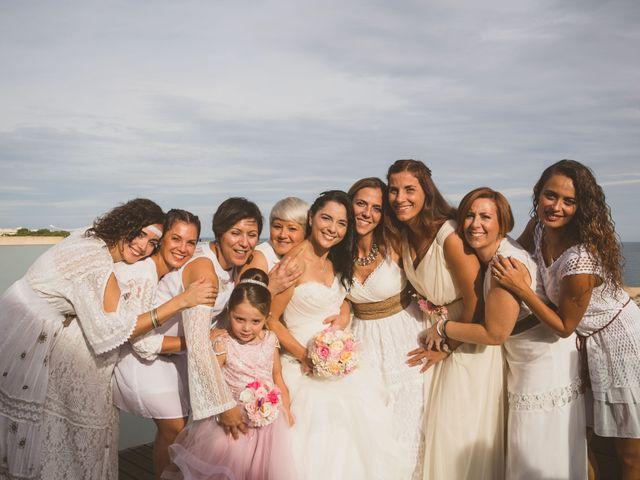 La boda de Yoly y Vane en L' Ametlla De Mar, Tarragona 23