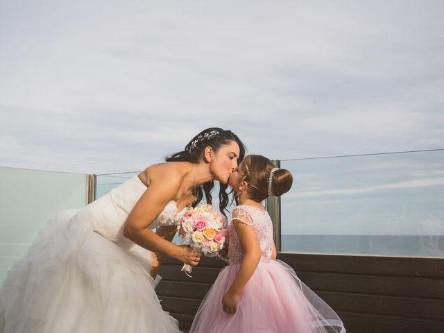 La boda de Yoly y Vane en L' Ametlla De Mar, Tarragona 24