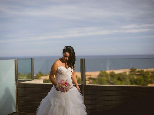La boda de Yoly y Vane en L' Ametlla De Mar, Tarragona 26
