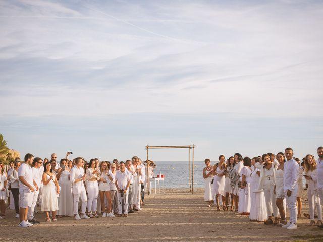 La boda de Yoly y Vane en L' Ametlla De Mar, Tarragona 33