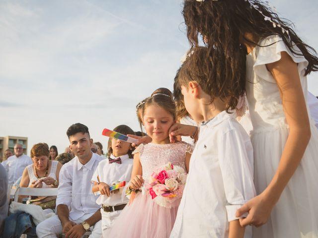 La boda de Yoly y Vane en L' Ametlla De Mar, Tarragona 37