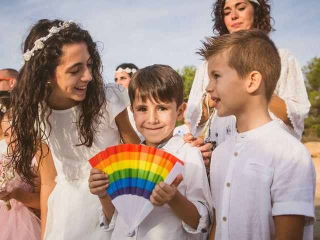 La boda de Yoly y Vane en L' Ametlla De Mar, Tarragona 38