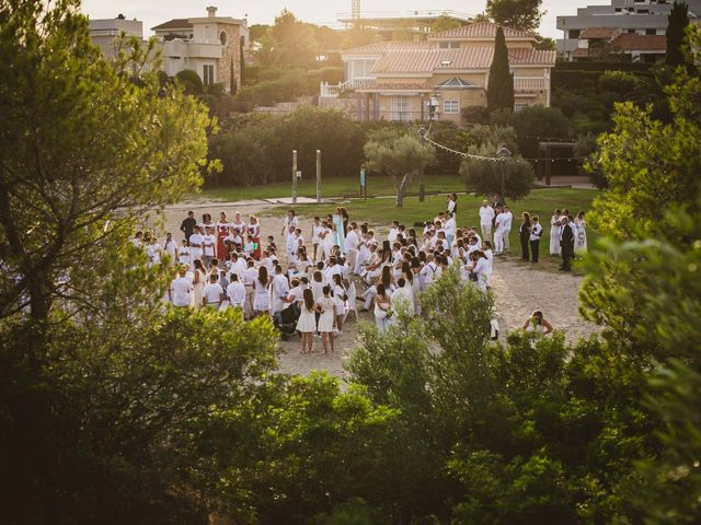 La boda de Yoly y Vane en L' Ametlla De Mar, Tarragona 39