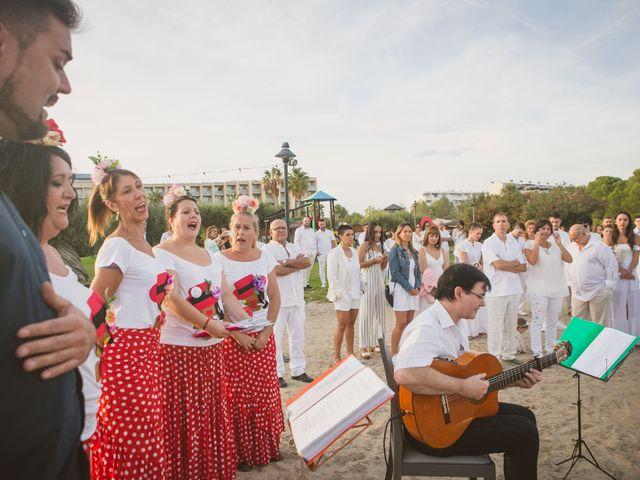 La boda de Yoly y Vane en L' Ametlla De Mar, Tarragona 40