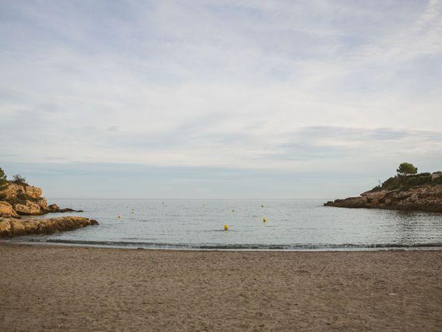 La boda de Yoly y Vane en L' Ametlla De Mar, Tarragona 47