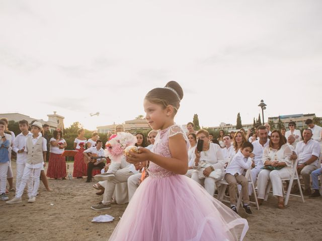 La boda de Yoly y Vane en L' Ametlla De Mar, Tarragona 49