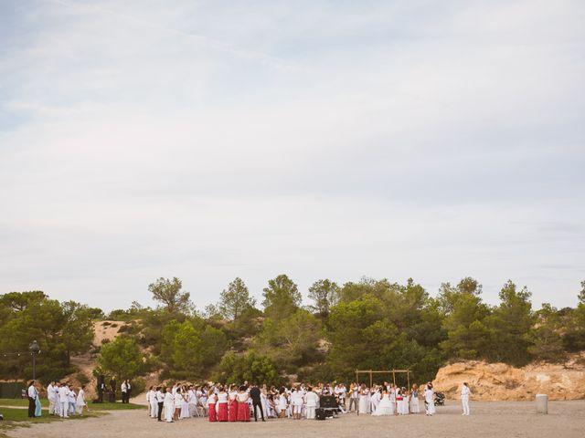 La boda de Yoly y Vane en L' Ametlla De Mar, Tarragona 51