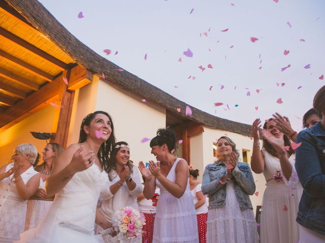 La boda de Yoly y Vane en L' Ametlla De Mar, Tarragona 63