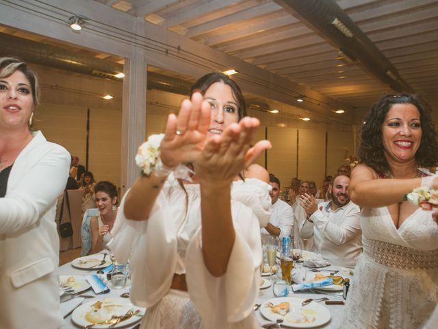 La boda de Yoly y Vane en L' Ametlla De Mar, Tarragona 69