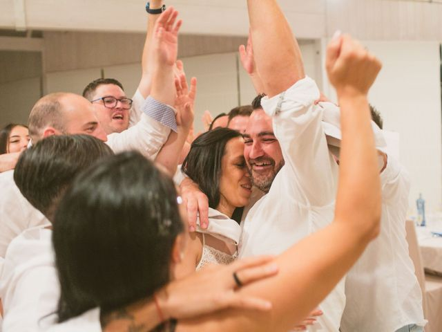 La boda de Yoly y Vane en L' Ametlla De Mar, Tarragona 75
