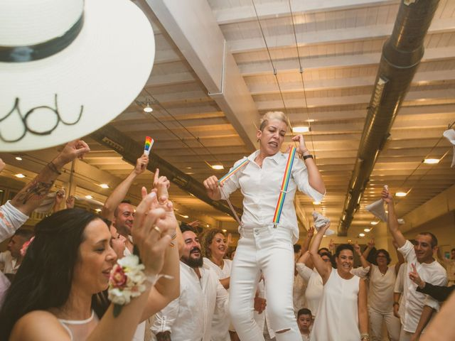 La boda de Yoly y Vane en L' Ametlla De Mar, Tarragona 76