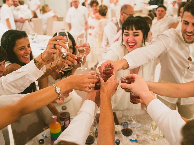La boda de Yoly y Vane en L' Ametlla De Mar, Tarragona 78