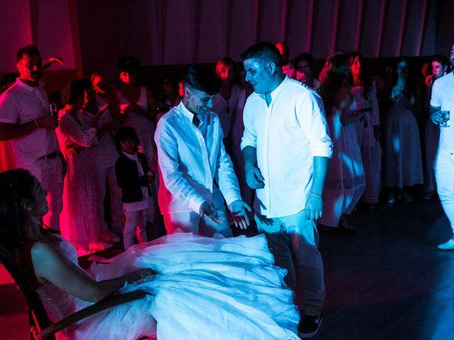 La boda de Yoly y Vane en L' Ametlla De Mar, Tarragona 79
