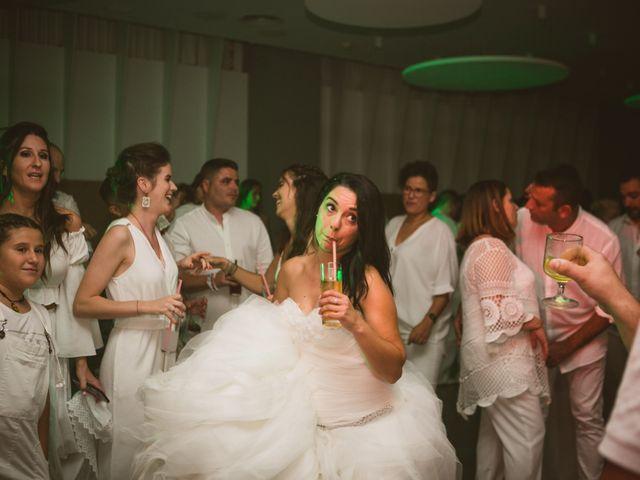 La boda de Yoly y Vane en L' Ametlla De Mar, Tarragona 83