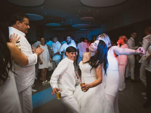 La boda de Yoly y Vane en L' Ametlla De Mar, Tarragona 84