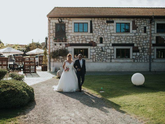 La boda de Álvaro y Silvia en Sotopalacios, Burgos 1