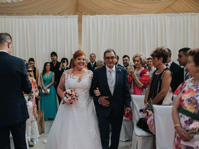 La boda de Álvaro y Silvia en Sotopalacios, Burgos 4