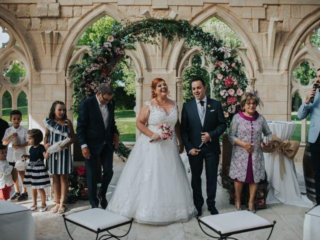 La boda de Álvaro y Silvia en Sotopalacios, Burgos 8