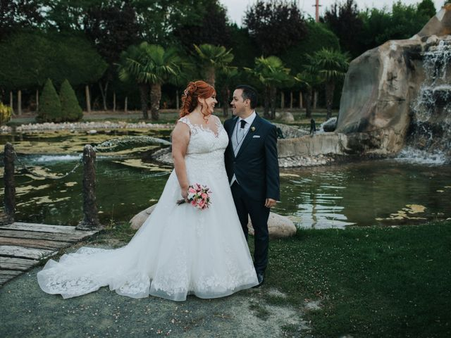 La boda de Álvaro y Silvia en Sotopalacios, Burgos 26