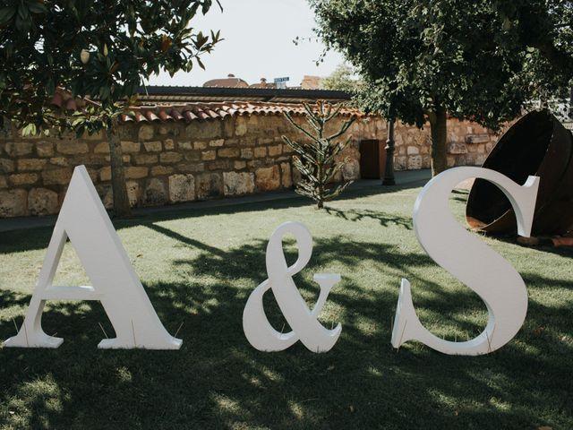 La boda de Álvaro y Silvia en Sotopalacios, Burgos 28