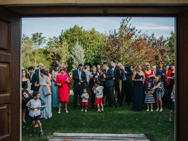 La boda de Álvaro y Silvia en Sotopalacios, Burgos 34