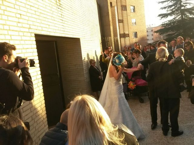 La boda de Fernando  y Gloria en Madrid, Madrid 2