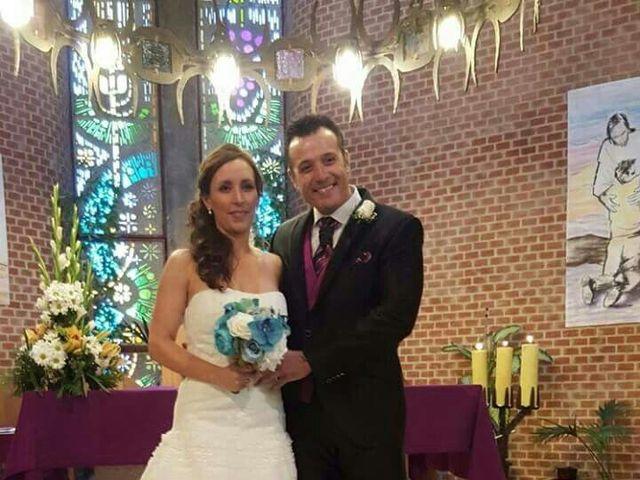 La boda de Fernando  y Gloria en Madrid, Madrid 6